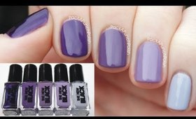 Haze Ombre Nail Set by The New Black