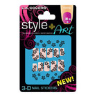L.A. Colors 3D Nail Sticker