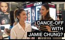 VLOG: DANCE-OFF WITH JAMIE CHUNG? | yummiebitez