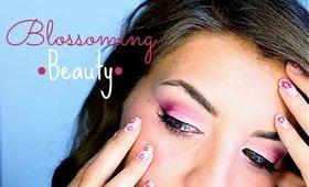 Blossoming Beauty | NYX Face Awards 2014 | ZG Beauty