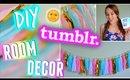 DIY Summer Room Decor: Tumblr Inspired!
