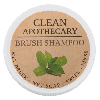 Brush Shampoo Spearmint