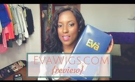 EvaWigs.com Review | Affordable Glueless Full Lace Wig