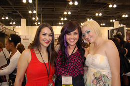 A Beauty Guru's Advice About IMATS LA