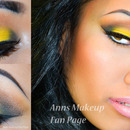 Smokey yellow