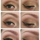 Eyeliner tutorial..