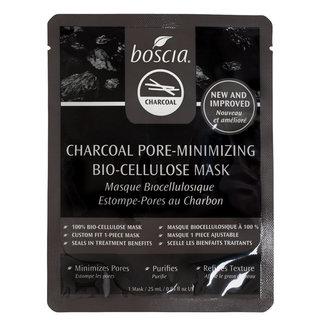 Charcoal Pore Minimizing Bio-Cellulose Mask