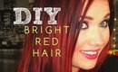DIY: Red Hair!! - Products I used for my RED Hair