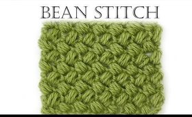 How to Crochet Bean Stitch