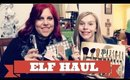 ELF haul - Cyber Monday Sale and Holiday Gift Sets with mini review