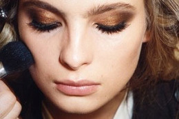 Fall Trend: Coppery Eye Shadow