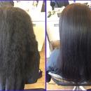 Kera-straight smoothing treatment