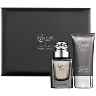 Gucci Gucci By Gucci Pour Homme Gift Set