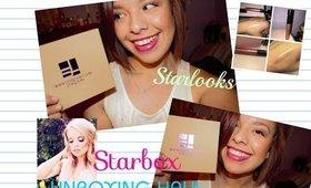 Starlooks Starbox Unboxing Haul!