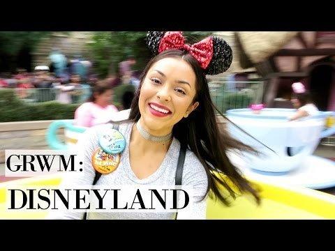 Grwm Disneyland Trinaduhra Trina D Video Beautylish Halloween jeopardy is the answer. beautylish