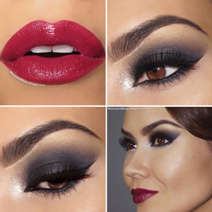 details on my blog: http://www.maryammaquillage.com/2013/12/missha-fatal-aura-holiday-makeup.html