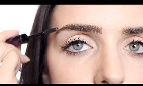 How-To: The Straight Brow