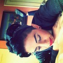 when I had a Mohawk :)