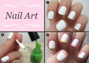 This is so cute and fresh! But mostly easy! I love it! Xxxx
