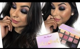 TOO FACED WHITE PEACH PALETTE | ARIELHOPEMAKEUP