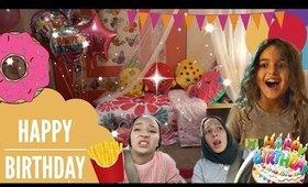 Laila's 6th BDAY Vlog | Nura Afia