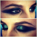 Sultry Longeye with Strong Brow
