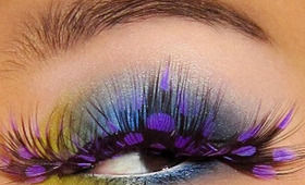 Dramatic Lash Inspiration