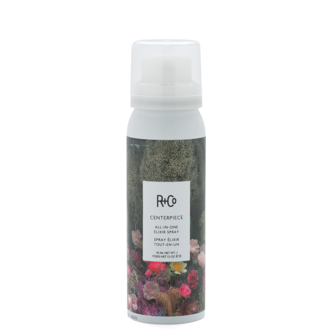 R+Co Centerpiece All in One Elixir 2 oz product smear.