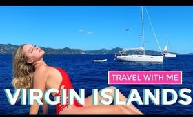 Travel With Me To the British Virgin Islands with Daniel Wellington