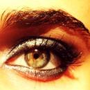 Gunmetal Smokey Eye