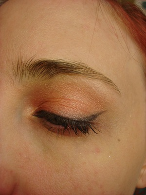 Armani Prive inspired day look up close