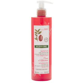 Hibiscus Flower Shower Gel with Cupuaçu Butter