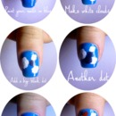 Cupidon nails- tutorial