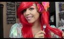 Little Mermaid Halloween Makeup Tutorial: Costume and Makeup
