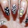 Jeremy Scott inspired Nails