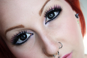 Gyaru makeup.  http://trickmetolife.blogg.se