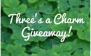 ♧ Three's A Charm $300 Collab Giveaway! ♧