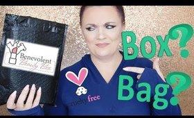 Benevolent Box | Cruelty Free Subscription Unboxing