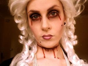 Marie Antoinettes Ghost.
