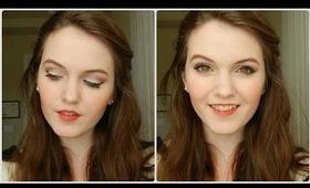 Cute Pin Up Girl Makeup