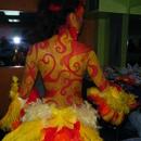 Phoenix Body Paint