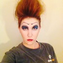 Young Ursula inspired