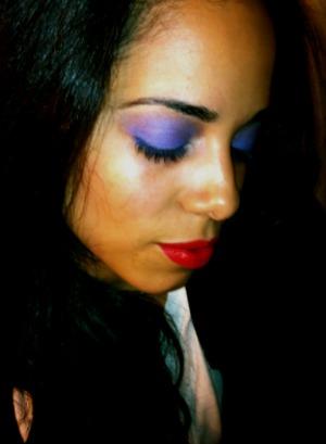 Makeup done by...Yomaira Cintron.