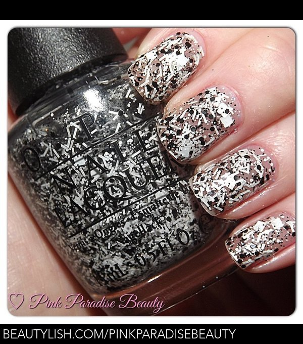 O P I I Ll Tinsel You In Laura E S Pinkparadisebeauty Photo Beautylish