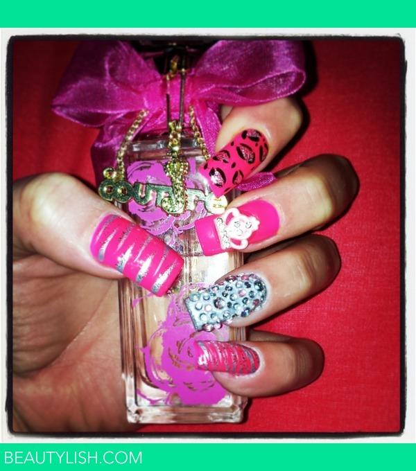 Juicy Couture Nails | Emma C.\'s Photo | Beautylish