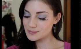 Super  glam make up