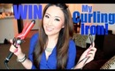 WIN My Curling Iron x 3 - Babyliss Pro Tourmaline Curling Iron Giveaway (3 Winners)