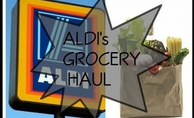 OUR GROCERY : ALDI 2-9-14