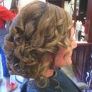 Bonnie's Gala Hairdo