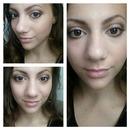 naturel makeup look